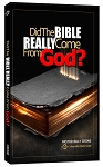 Did The Bible Really Come From God Book