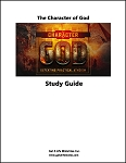 The Character of God Study Guide