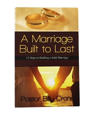 A Marriage Built to Last Book