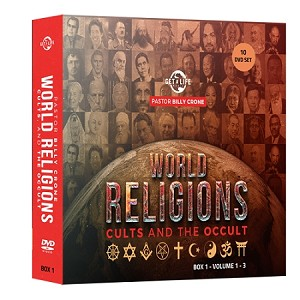 World Religions, Cults & The Occult Box Set 1