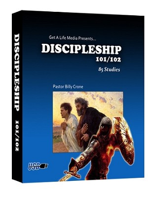 Discipleship 101 & 102 Flash Drive