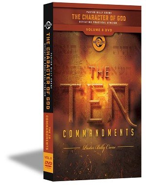 The Ten Commandments - The Character of God Volume 8
