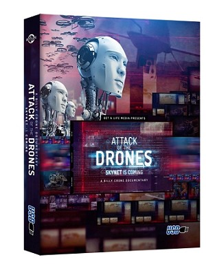 Attack of the Drones USB Flash Drive