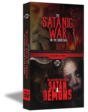 The Satanic War on The Christian - V2 - The Destruction From Satan & Demons