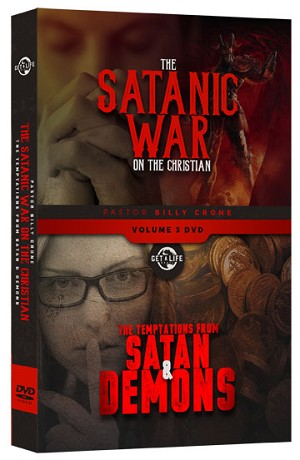 The Satanic War on The Christian - V3 - The Temptations From Satan & Demons