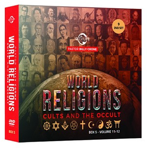 World Religions, Cults & The Occult Box Set 5