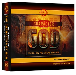 The Character of God DVD Box Set