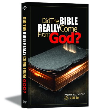 Did the Bible Really Come From God?<br> (Studio Version)