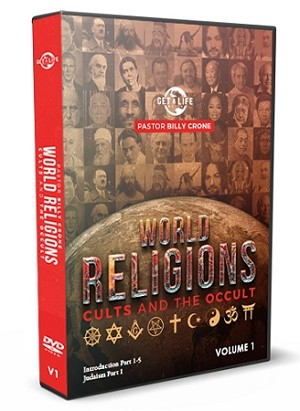 World Religions, Cults & The Occult - Volume 1 - Introduction