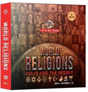 World Religions, Cults & The Occult Box Set 4