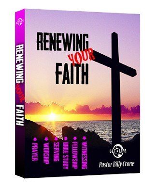 Renewing Your Faith USB Flash Drive
