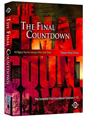 The Final Countdown USB Flash Drive