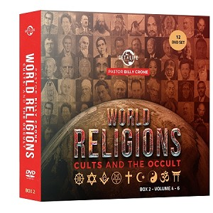 World Religions, Cults & The Occult Box Set 2